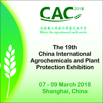 China International Agrochemical & Crop Protection Exhibition 2018