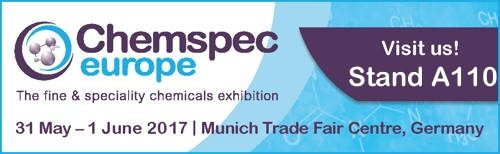Finally, we made it – our premier at Chemspec Europe!