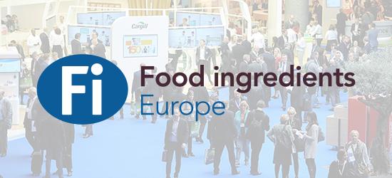 Food Ingredients Europe 2017